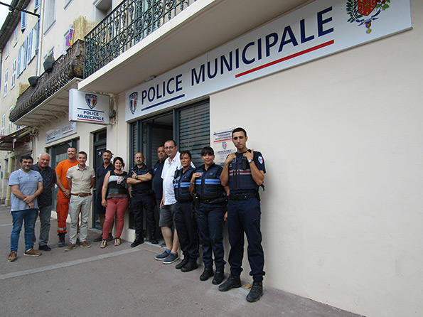 local police municipale 2019