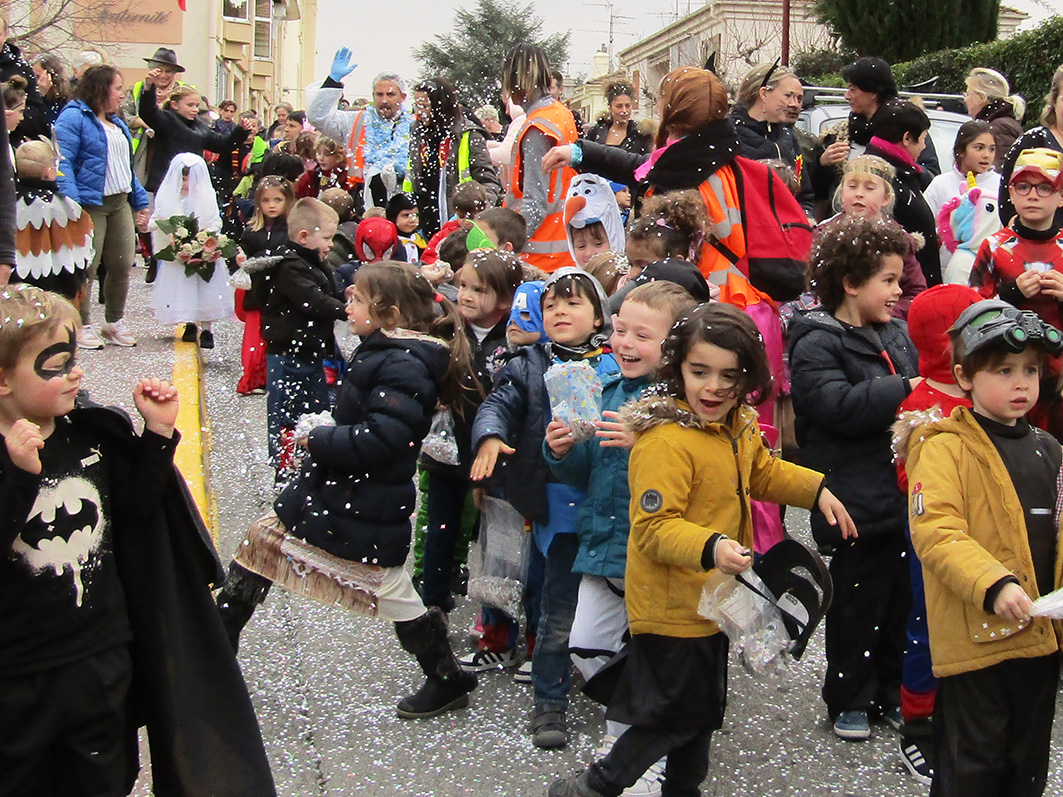 carnaval 2018 ecole