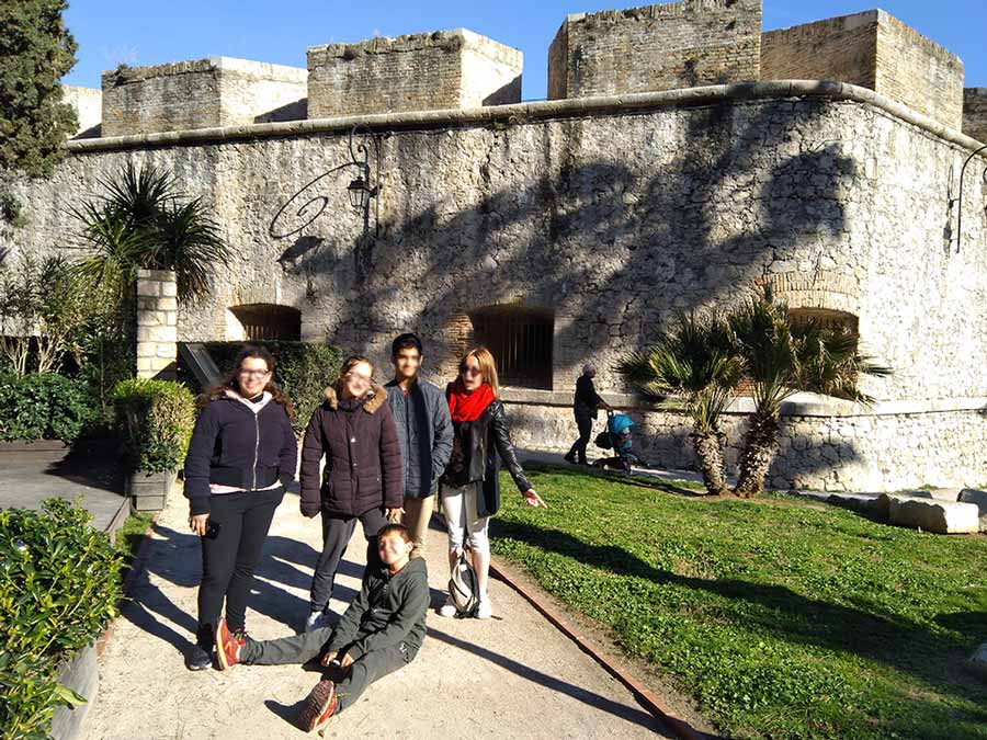 visite antibes hiver 2019