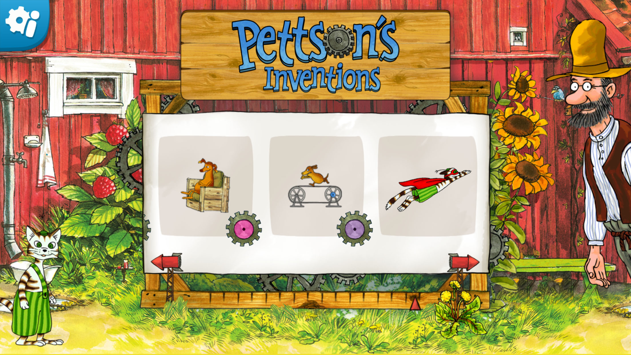 pettson inventions