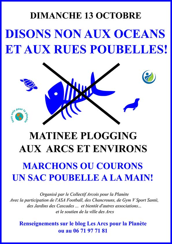 plogging octobre 2019