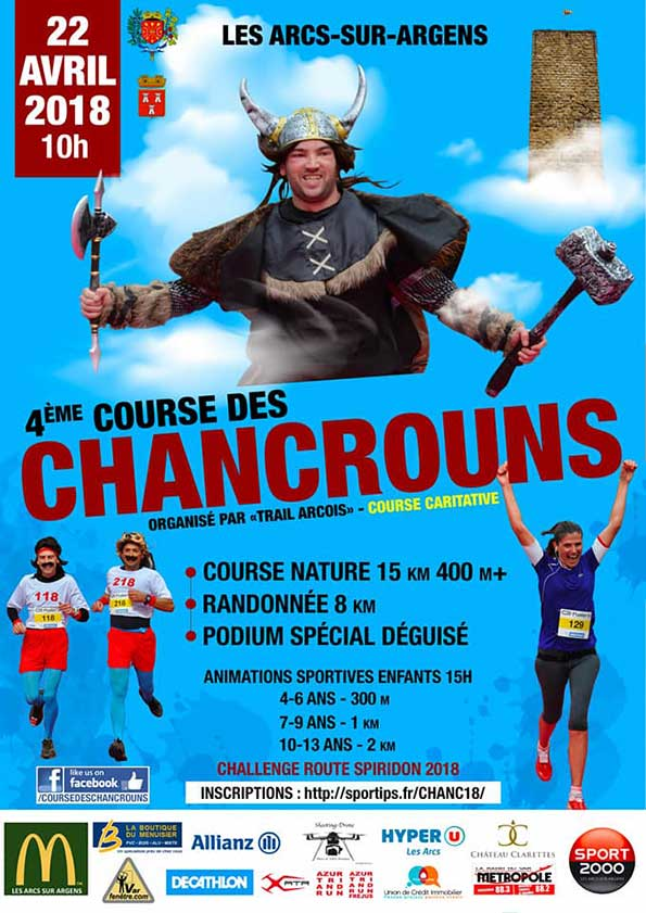 trailarcois course chancroun 2018