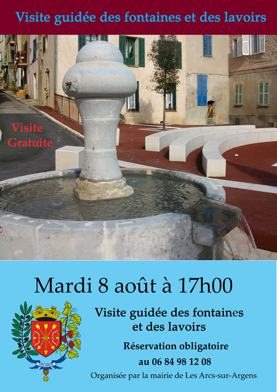 Visite guidee Fontaines 170808
