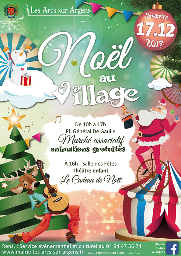 event afich web noel village 20171217