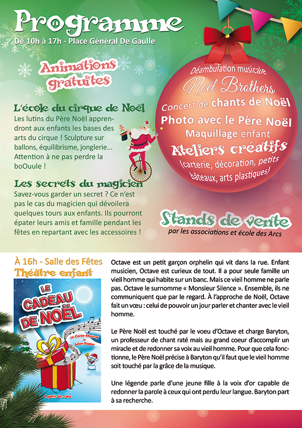 event prog web verso noel village 20171217