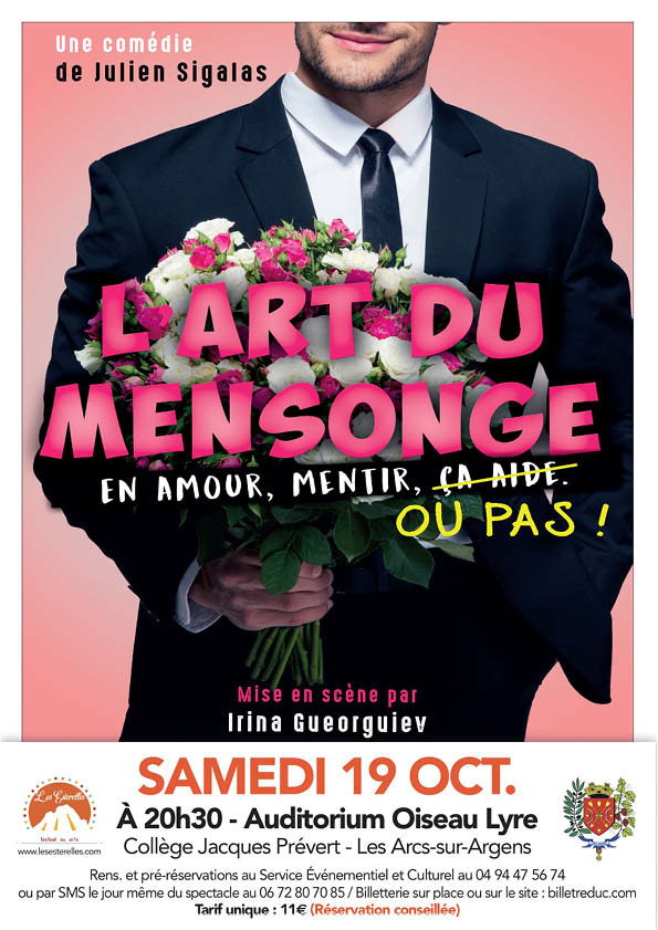 theatre octobre 2019