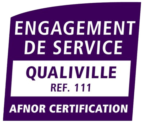 logo qualiville afnor