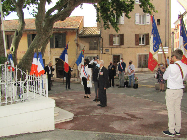 ceremonie patriotique 18 juin