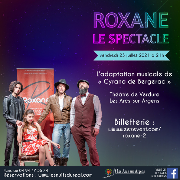 ROXANE le spectacle